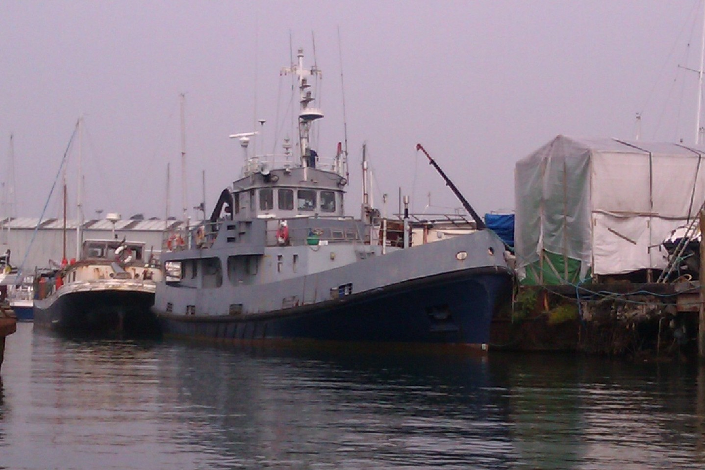 Ex Naval Fleet Tenders Fleet Tender Information